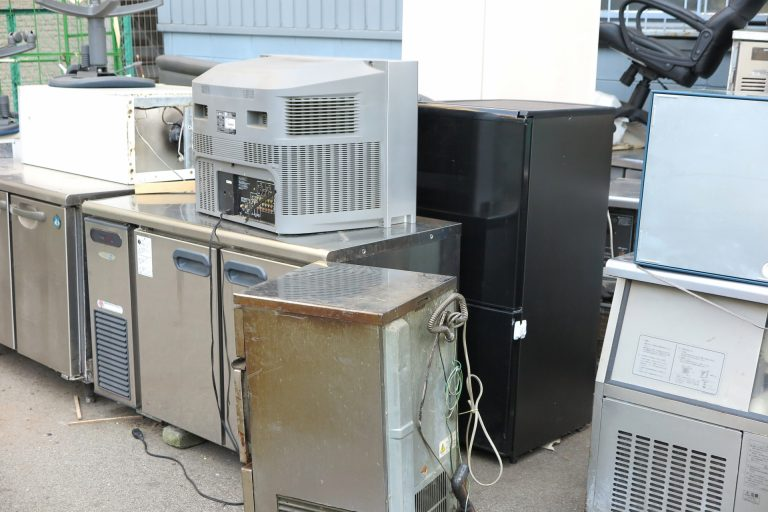 厨房機器回収
